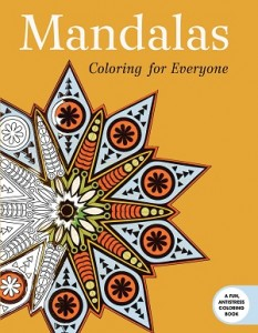 Mandalas Coloring for Everyone 9781632206480small