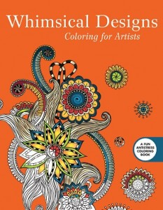 Whimsical Designs Coloring for Artists-NEWsmall