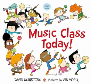 Music Class Cover