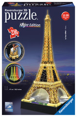 12579 Eiffel Tower by Night