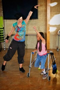 Abilities Dance Class
