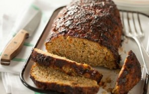 Veggie-Packed Meatloaf with Quinoa