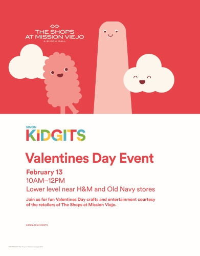 Valentine's Day at Mission Viejo