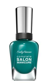 Going green with sally hansen rimmel london and nyc new for 24 hour nail salon new york