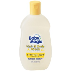 BM Hair & Body Wash Soft Power Scent
