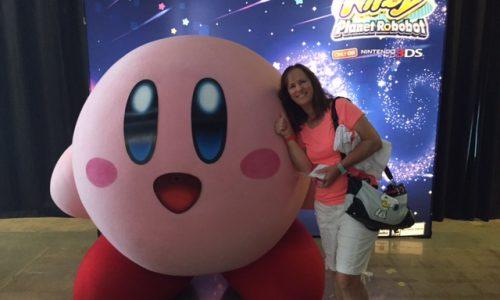 Nintendo Kirby Robobot Event <small class=