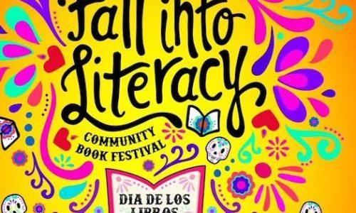 Fall Into Literacy: Community Book Festival