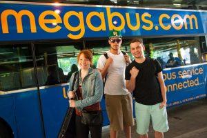 customersoutsidebus