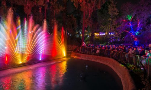 LA Zoo Lights Returns with More Lights + More Nights of Dazzling Magic – Nov 18th-Jan 8th