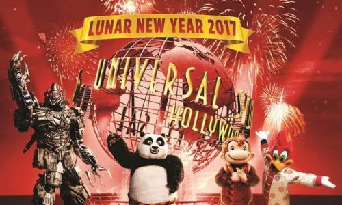 Universal Studios Hollywood to Celebrate Lunar New Year with Kung Fu Panda's Po and Tigress &#038; Mandarin-Speaking MEGATRON <small class=