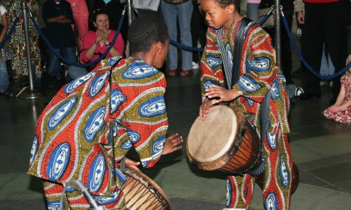 Aquarium Festival Celebrates African and African-American Culture During National Black History Month <small class=