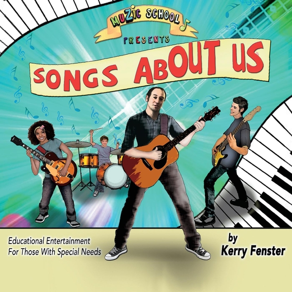 CD cover - Songs About Us