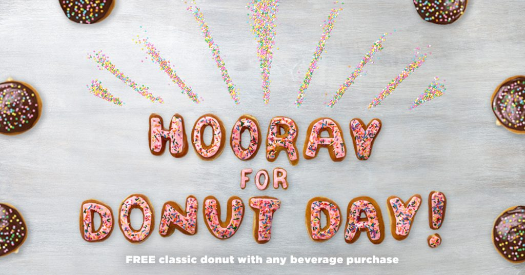 Donut Day Image