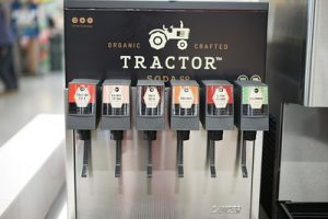 Tractor Soda