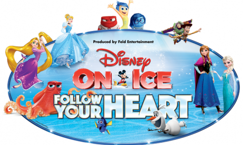Record-Breaking Animated Hit Disney•Pixar's Finding Dory  Makes a Splash as part of Disney On Ice presents Follow Your Heart <small class=