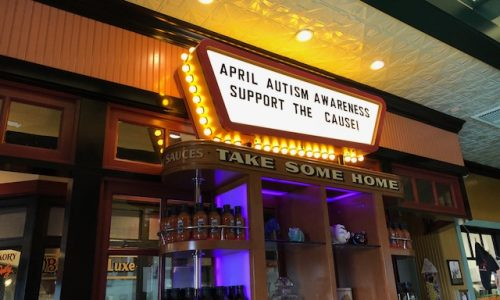 Lucille's Smokehouse Bar-B-Que Hosts Fundraiser Supporting April's Autism Awareness Month