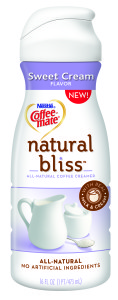 Natural Bliss Sweet Cream