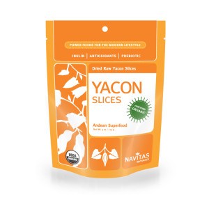 Yacon-Slices