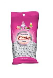 White Sixlets