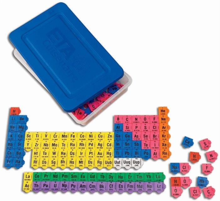 Eta hand2mind connecting color tiles periodic table set holiday self disclosure i received this product to review and feature as a holiday gift suggestion but any opinions expressed are my own urtaz Images