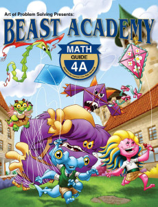 Batterson Beast Academy (cover)