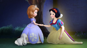 PRINCESS SOFIA, PRINCESS SNOW WHITE