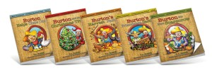 Burton Book Series