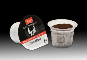 Melitta Café de Europa™ Single Serve Gourmet Coffee (cup)
