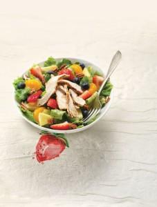 Strawberry Poppy Salad