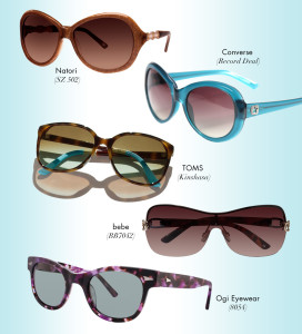 Sunglass options for all lifestyles
