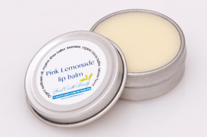 Good Earth Beauty Lip Balm - Pink Lemonade 2013