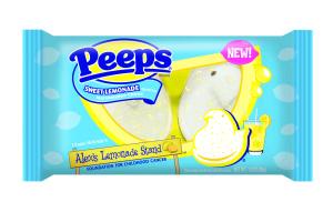 PEEPSr Sweet Lemonade Flavored Marshmallow Chicks