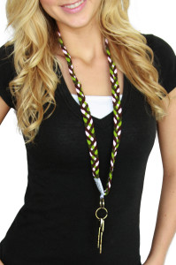 Pom Lanyard GI Girl Model[6]