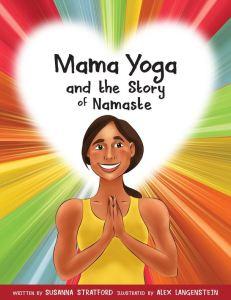 Mama Yoga cover