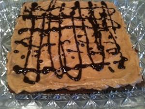 peanut butter brownie final