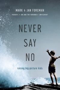 Mark & Jan Foreman - Never Say No cover art