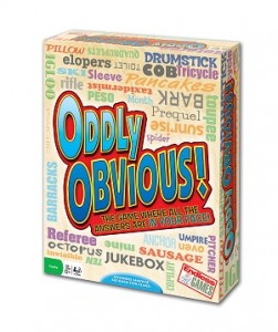 Oddly Obvioussmall