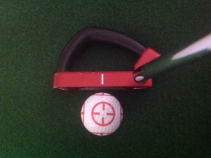 Sight Ball with Putter