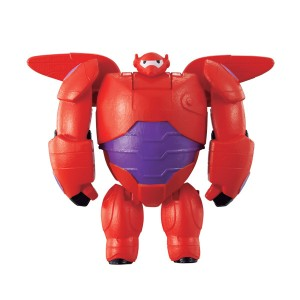 Baymax red 3