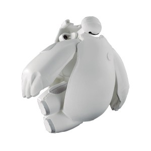 Baymax white 2