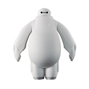 Baymax white 3