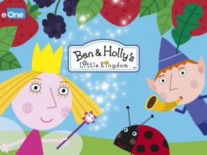 Ben & Holly Logo