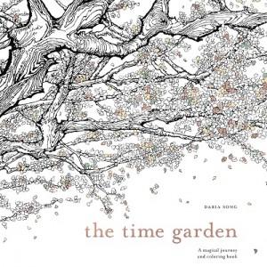 Book Cover--The Time Garden by Daria Songsmaller
