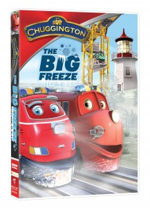 Chuggington Big Freeze3d