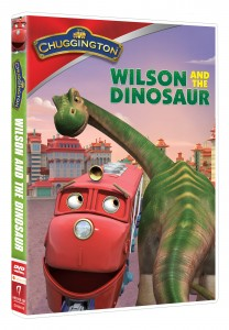 Chuggington Wilson & The Dinosaur 3D