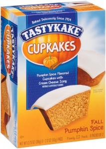 Pumpkin Spiced Cupkakes