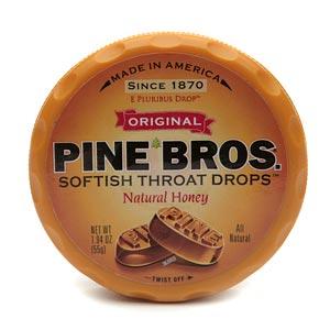 pine bros puck