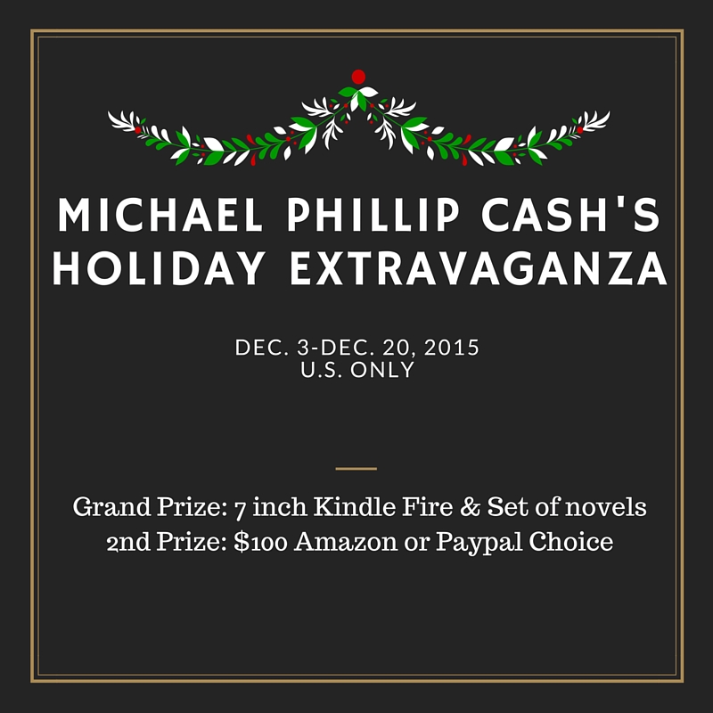 Carole Roman & Michael Cash Holiday Giveaway Sign up! (2)