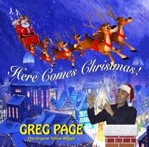 Here Comes Christmas Cover Art 72 dpi