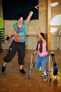 Abilities Dance Class